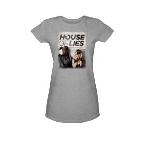 House of Lies Season 3 Women's Junior Fit T-Shirt