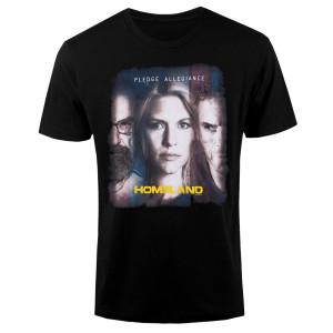 Homeland Pledge Allegiance T-Shirt