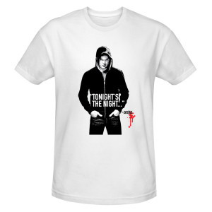Dexter Tonight's the Night T-Shirt