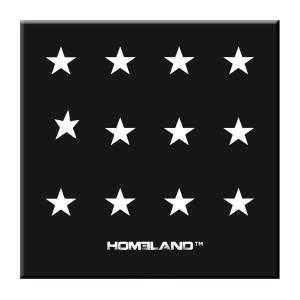 Homeland Brody's Star Magnet
