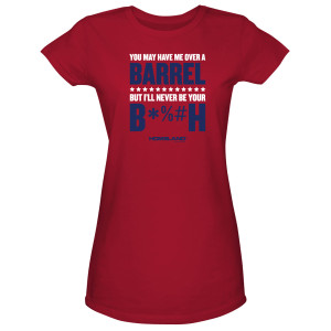 Homeland Saul You Have Me Over A Barrel Women's T-Shirt