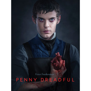 Penny Dreadful Dr. Victor Frankenstein Giclee Print [18x24]