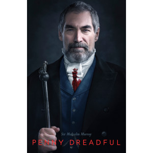 Penny Dreadful Malcolm Giclee Print [18x24]
