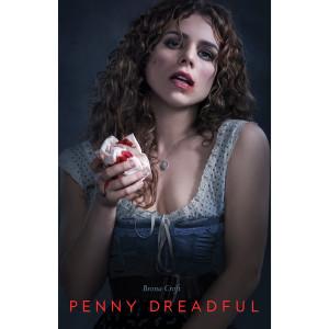 Penny Dreadful Brona Poster [11x17]