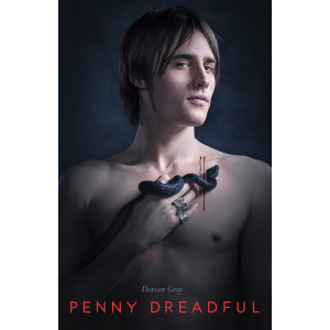 Penny Dreadful Dorian Poster [11x17]