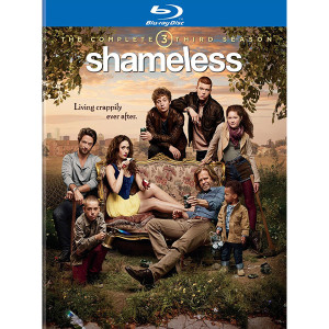 Shameless: Season 3 Blu-ray