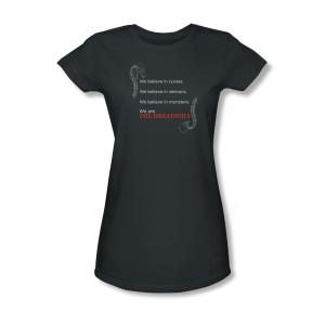 Penny Dreadful The Dreadfuls Women's Junior Fit T-Shirt
