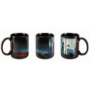 Ray Donovan Broken Window Mug