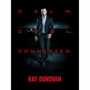 Ray Donovan Cool Calm Connected Giclee Print [18x24]