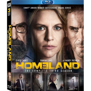 Homeland: Season 3 Blu-ray