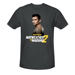 Mayhem Mayweather vs. Maidana 2 Official Maidana T-Shirt