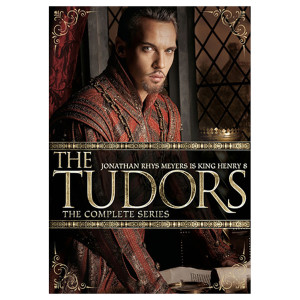 The Tudors: The Complete Series (Repackage) DVD