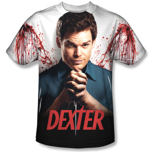 Dexter Wings All-Over T-Shirt
