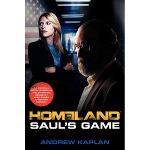 Homeland: Saul's Game (Paperback) Book
