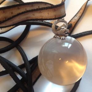 Dragon Orb Necklace