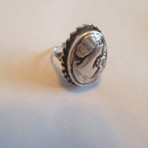 Cameo Appearance Ring