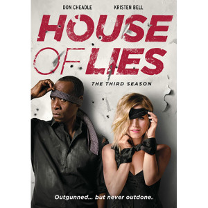 House Of Lies: Season 3 DVD