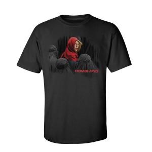 Homeland Key Art T-Shirt