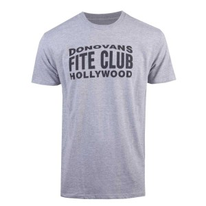 Ray Donovan Fite Club T-Shirt [Heather Grey]