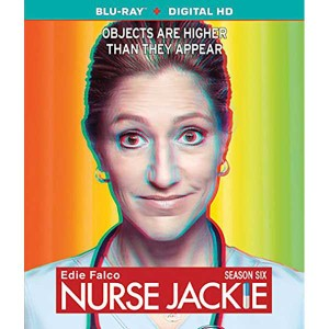 Nurse Jackie: Season 6 (Blu-ray + UltraViolet)