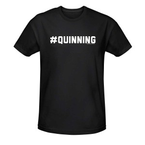 Homeland #Quinning T-Shirt