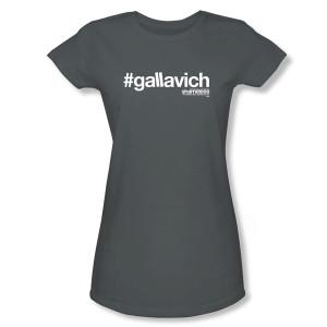Shameless # Gallavich Women's T-Shirt