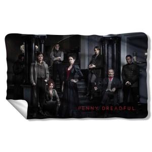 Penny Dreadful Cast Fleece Blanket