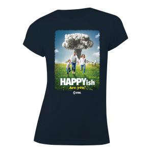 Happyish Season 1 Junior Fit T-Shirt