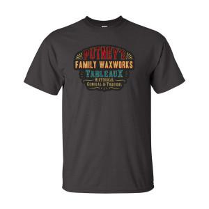 Penny Dreadful Putney's Family Waxworks T-Shirt