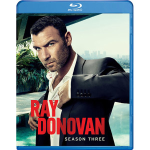 Ray Donovan: Season 3 Blu-ray