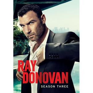 Ray Donovan: Season 3 DVD