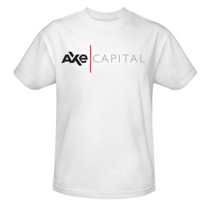 Billions Axe Capital T-Shirt (White)