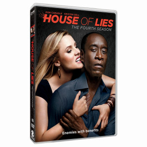 House Of Lies: Season 4 DVD