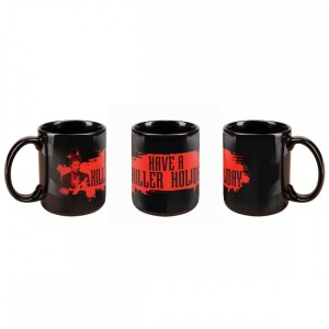 Dexter Killer Holiday Mug