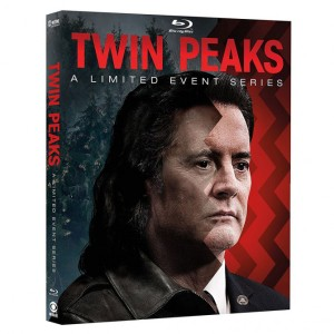 Twin Peaks: A Limited Series Event - Blu Ray Only