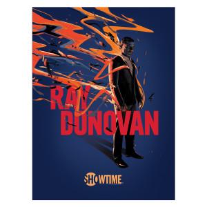Ray Donovan Mondo Art SXSW Giclee Poster