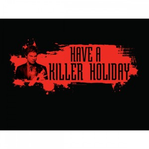 Dexter Killer Holiday Poster [18x24]