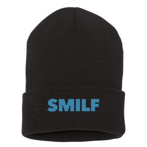 SMILF Logo Beanie