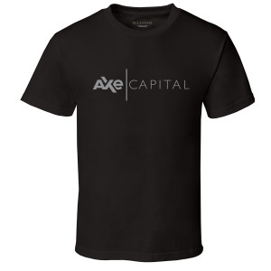 Billions Axe Capital T-Shirt (Black)