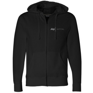 Billions Axe Capital Zip Up Hoodie