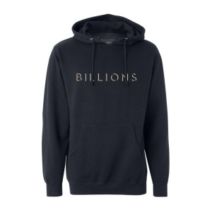 Billions Gold Logo Pullover Hoodie