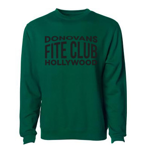 Ray Donovan Donovan's Fite Club Pullover Hoodie