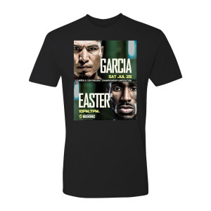 Garcia Easter Jr. Logo T-Shirt (Black)