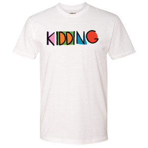 Kidding Logo T-Shirt