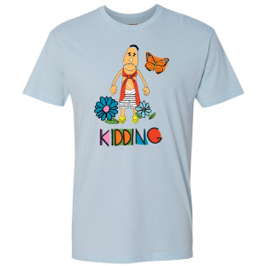 Kidding Ennui Le Triste T-Shirt