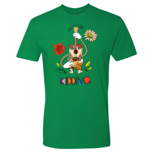 Kidding Uke-Larry T-Shirt