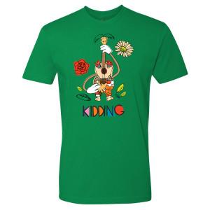 Kidding Uke-Larry T-Shirt