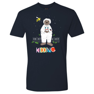Kidding Astronotter T-Shirt (Midnight Navy)