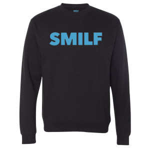 SMILF Logo Crewneck Sweatshirt