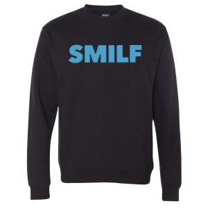SMILF Logo Crewneck Sweatshirt